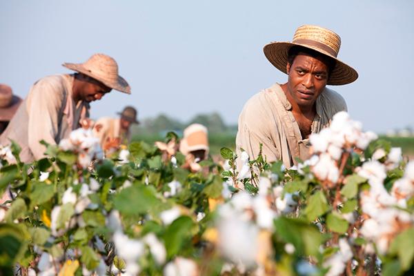 12 años de esclavitud. Steve McQueen