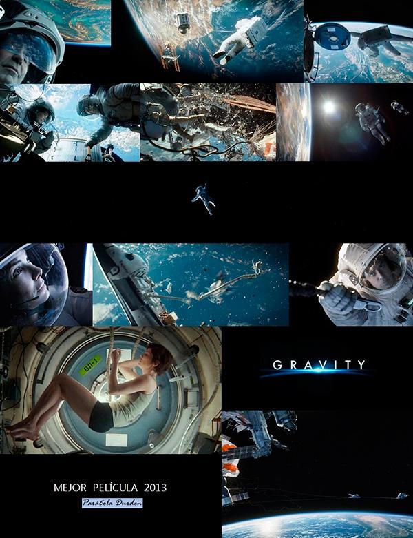 Gravity. Alfonso Cuarón
